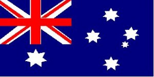 National flag: Australia