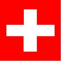 National flag: Switzerland