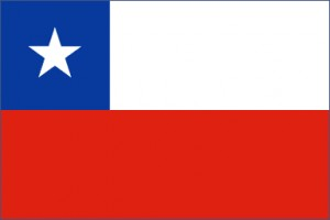 National flag: Chile