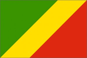 National flag: Congo