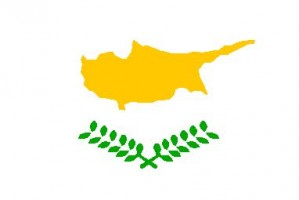 National flag: Cyprus