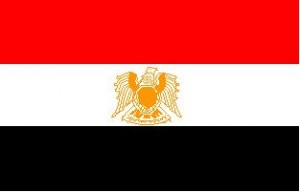 National flag: Egypt