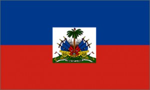 National flag: Haiti