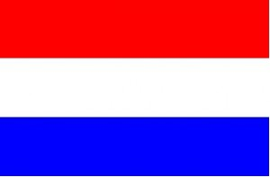 National flag: Luxembourg