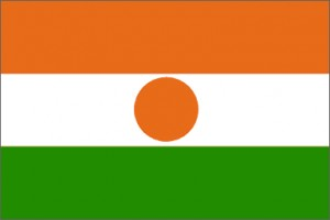 National flag: Niger