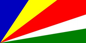 National flag: Seychelles