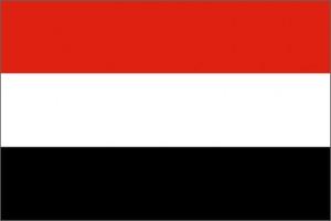 National flag: Yemen